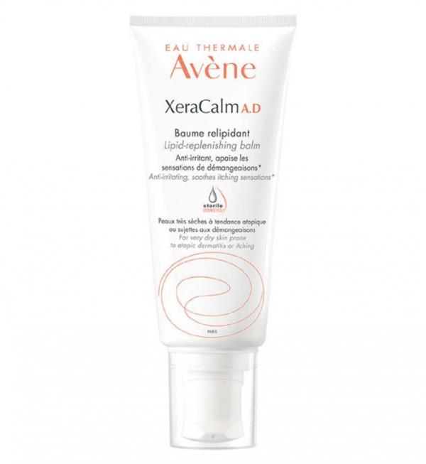 Avène XeraCalm A.D. Lipid-Replenishing Balm Moisturiser for Dry, Itchy Skin 200ml
