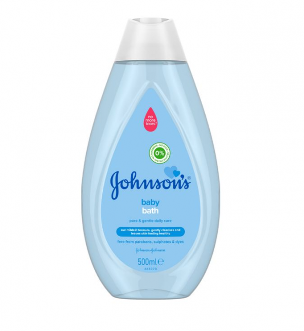 JOHNSON'S® Baby Bubble Bath 500ml