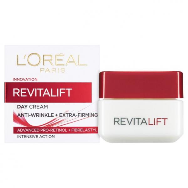 L'Oreal Paris Revitalift Anti-Ageing + Firming Pro Retinol Day Cream 50ml