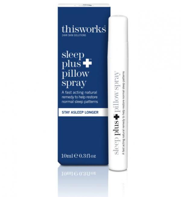 This Works Sleep Plus+™ Pillow Spray 10ml