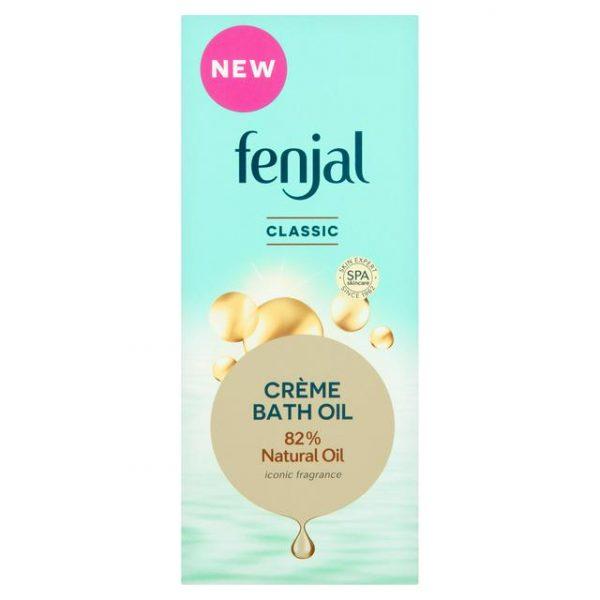 Fenjal Classic Luxury Creme Bath Oil 125ml