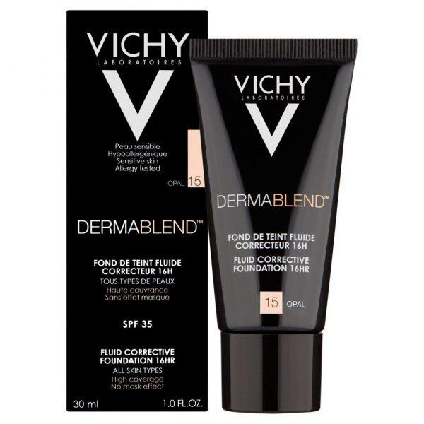 Vichy DermaBlend 3D Correction Foundation – Opal 15 30ml