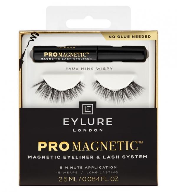 Eylure Pro Magnetic Eyeliner & Lash System – Faux Mink Wispy