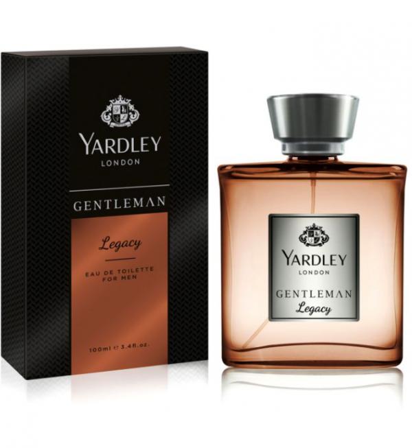 Yardley Gentleman Legacy Eau de Toilette 100ml